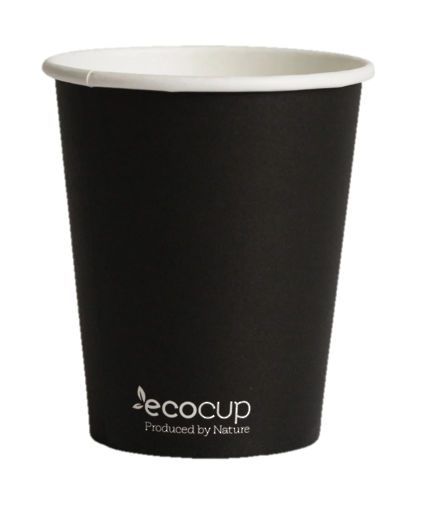 Black EcoCup 495ml