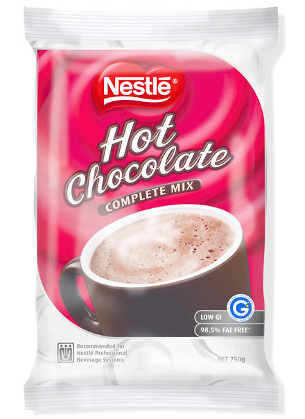 Nestle Hot Chocolate Powder 750gm