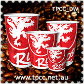 Double Wall Printed Coffee Cups