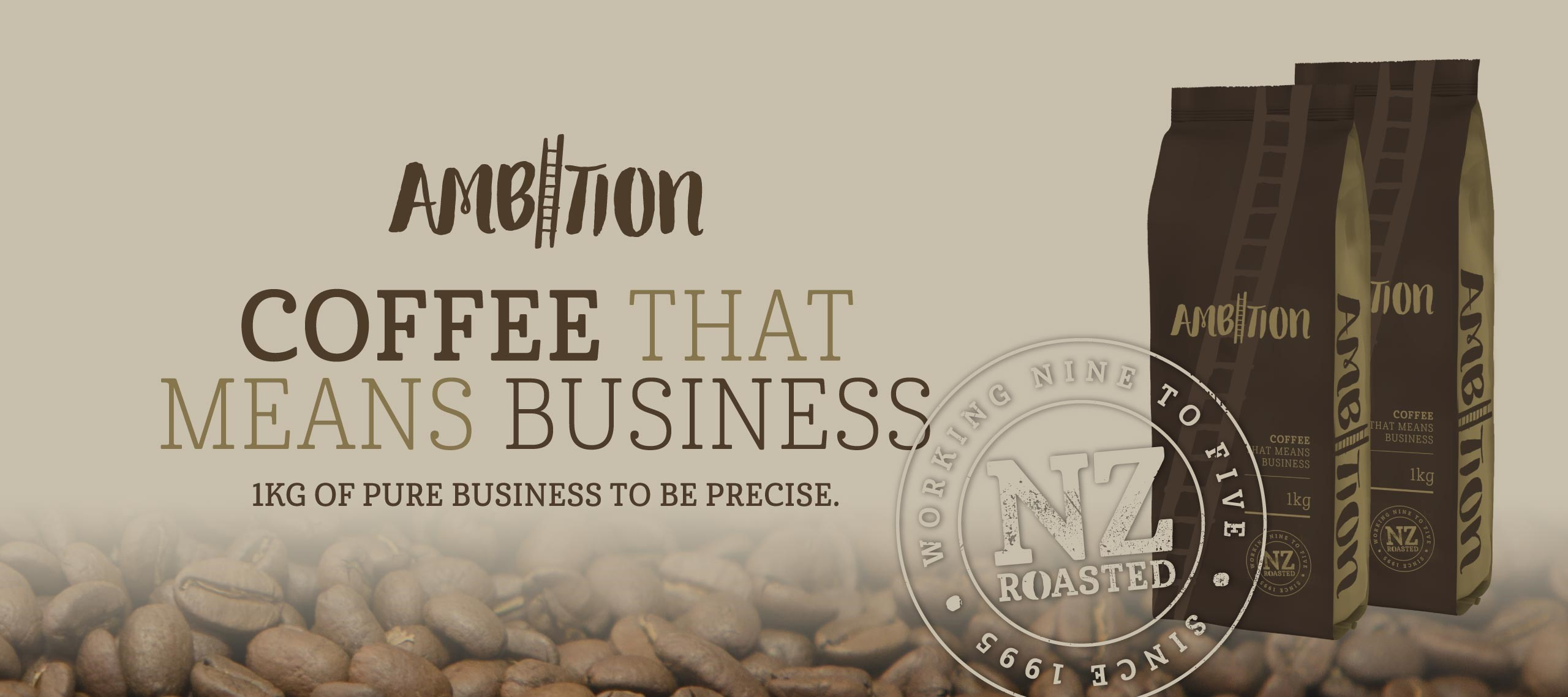 Ambition coffee beans