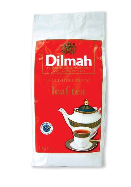 Dilmah Loose English Breakfast Tea 1kg