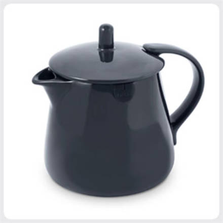 Teabag Teapot - Black