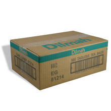 Dilmah English Breakfast Teabags Tagless 500